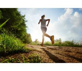 Bajar de peso con la ayuda de trotar en la mañana