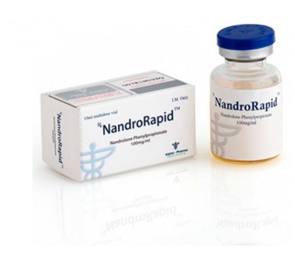 Nandrorapid (vial)